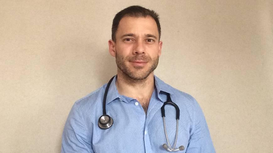 Dr. Adrian Murillo